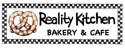 Reality Kitchen Bakery & Cafe logo